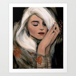 Spiritual Cleanse Art Print