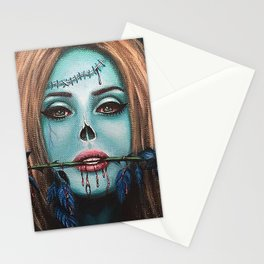 """Lana Hell Rey"" Stationery Cards"