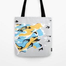 I'm like a bird Tote Bag
