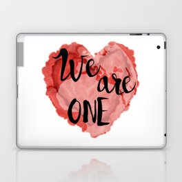 We Are One -Global Community Laptop & iPad Skin