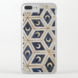 The Church Floor in Siena Clear iPhone Case