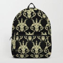 Baphomet Damask Backpack