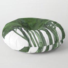Tree Impressions No.1C by Kathy Morton Stanion Floor Pillow