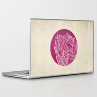 tulip Laptop & iPad Skins featuring Tulip by Annike