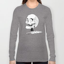 The Question... Long Sleeve T-shirt
