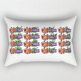 Basic Ukulele Rectangular Pillow