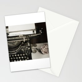 Your Story begins at Home Stationery Cards