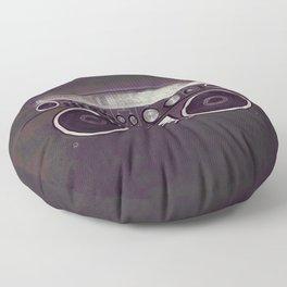 Retro Boombox Floor Pillow