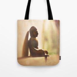 Dreaming Like Buddha Tote Bag