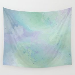 Lacuna Watercolour Sky Wall Tapestry