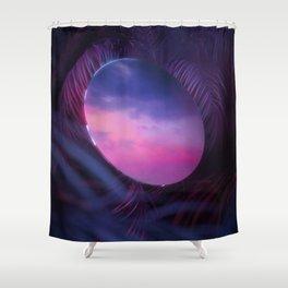 Introspect Shower Curtain