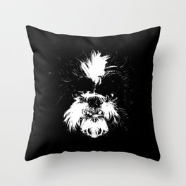 Shih Tzu! Throw Pillow
