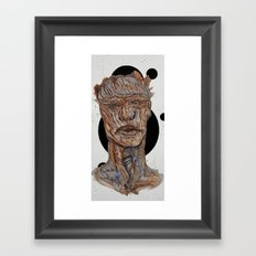 Oak Framed Art Print