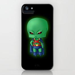 Chibi Martian Manhunter iPhone Case