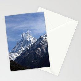 Majestic Peak Stationery Cards