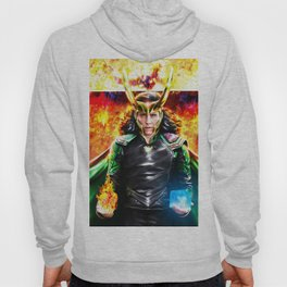 Loki - Ragnarok IV Eternal Flame Hoody