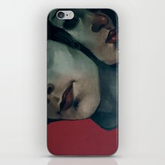 thesunlighthurtsmyeyes iPhone & iPod Skin