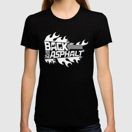 Back to the asphalt T-shirt