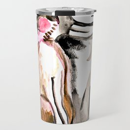 Tanuki Friend Travel Mug