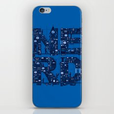 NERD HQ iPhone Skin