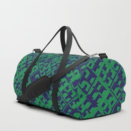 3D DECO BG Duffle Bag
