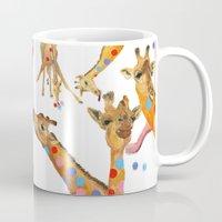 gumball Mugs featuring Gumball Acacias by sarahklinger