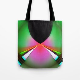 The Launching Tote Bag