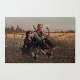 That Was the Most Fun I've Ever Had Canvas Print