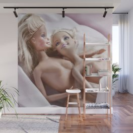 A Look Of Love Wall Mural