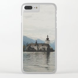 gmunden 1 Clear iPhone Case