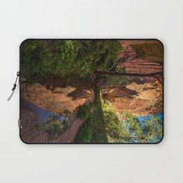 Coyote Gulch Canyon Reflection - Utah Laptop Sleeve