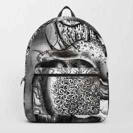 Magic Mushroom Backpack
