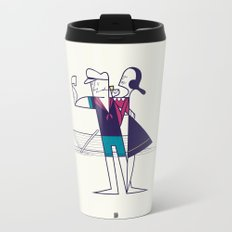 We will sail away Travel Mug