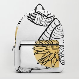 Know thyself Backpack