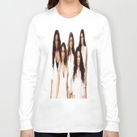 fifth element Long Sleeve T-shirts featuring Fifth Harmony by Raquel S