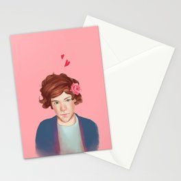 Harry from Pull me under Stationery Cards