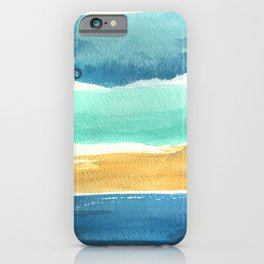Late Summer Palette iPhone Case