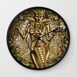 A Gift for Civilization Wall Clock