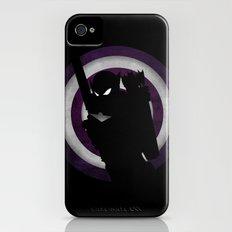 SuperHeroes Shadows : Hawkeye Slim Case iPhone (4, 4s)