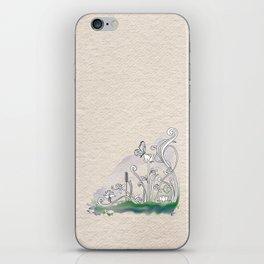 Magic Garden iPhone Skin
