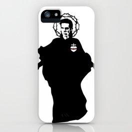 Nick Cave icon saint art iPhone Case