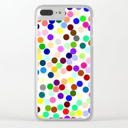 Piperonyl Butoxite Clear iPhone Case