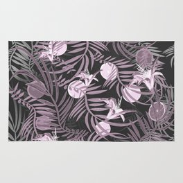 Plants Flowers and Your Strong Fruit Rug
