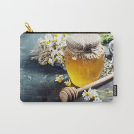 Honey and Herbal tea Carry-All Pouch