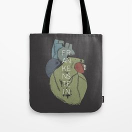 BOOKS COLLECTION: Frankenstein Tote Bag