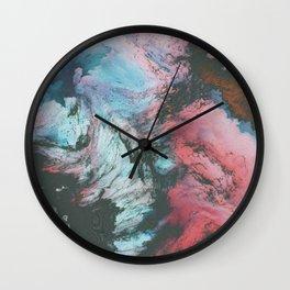 static wind 02 Wall Clock