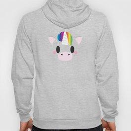 Unicorn Block Hoody