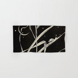 Night Snail Hand & Bath Towel