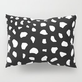 Abstract Kusama Japanese Pattern Pillow Sham