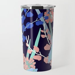 Midnight Jungle Travel Mug